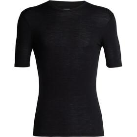 Icebreaker M's 175 Everyday SS Crewe Shirt Black